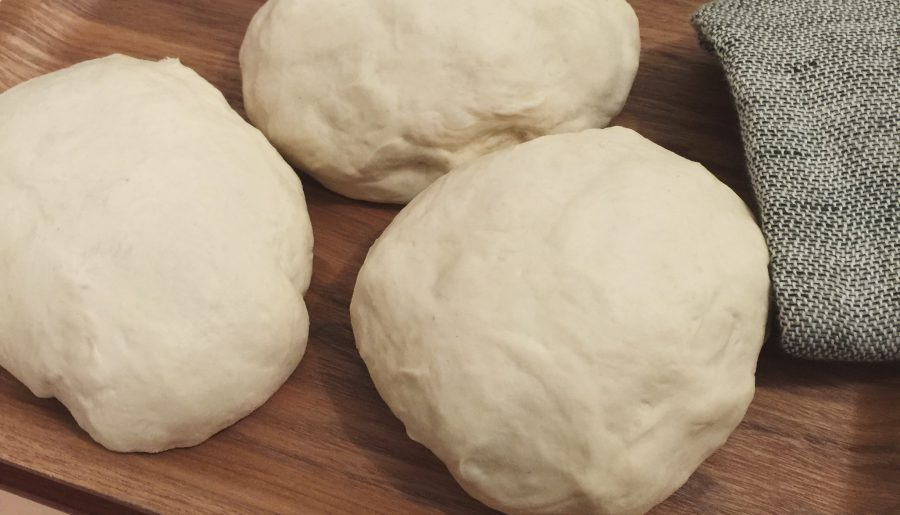 Pizza Dough Recipe. Because homemade tastes better :)