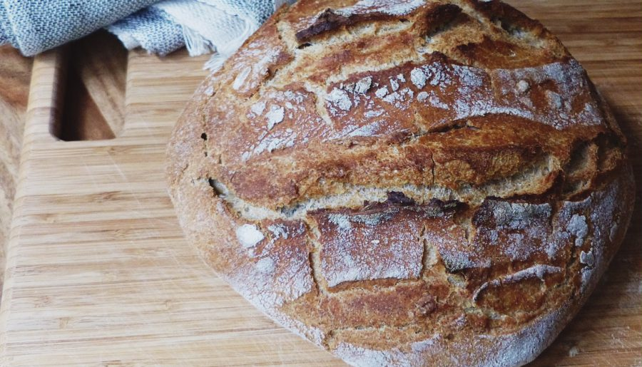 Homemade Bread Recipe. Or How To Make Your Guests Happy!